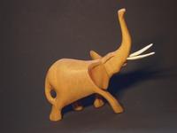 Olifantje hout